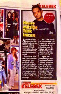 Mert Yücel Hürriyet gazetesi haberi 24.05.2014