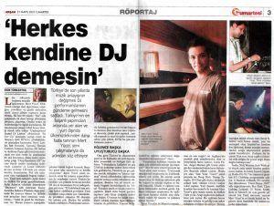 Mert Yücel - Akşam Gazetesi 21 Mayıs 2005