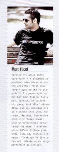Electronica Festival Istanbul MERT YÜCEL