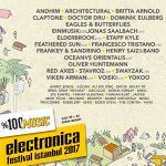 MERT YUCEL @ Electronica Festival Istanbul 2017