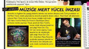 Mert Yücel - Haftasonu Dergisi 07 şubat 2014 sayısı