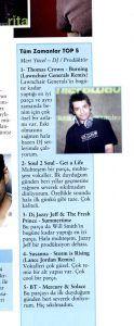Mert Yücel - Istanbul Plus dergisi Ocak 2007 sayısı