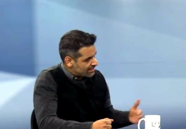 Mert Yucel was the guest at Medyascope TV , Ses Kaydı Show