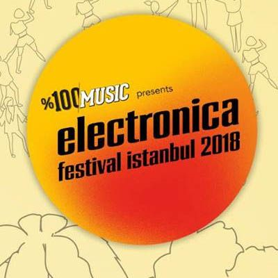 Mert Yücel Electronica Festival Istanbul 2018'de performans gösterdi