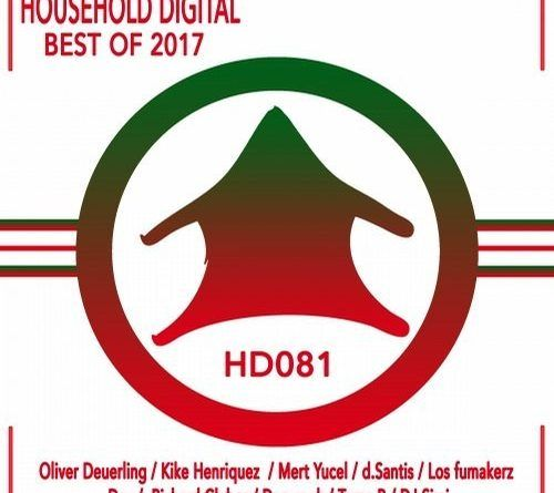 """Mert Yucel's """"control"""" featured on Household Records Best of 2017 album"""