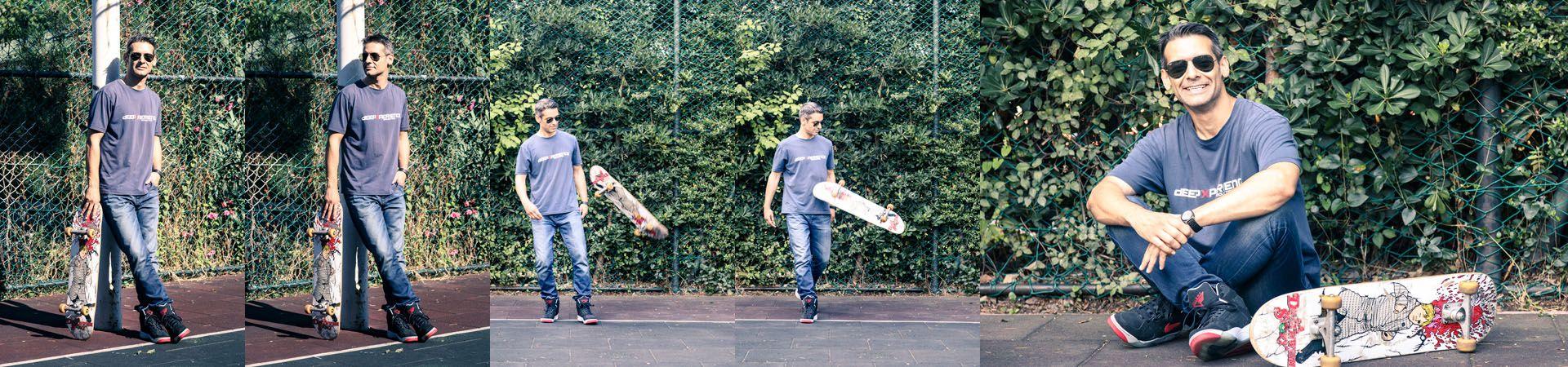 Mert Yücel skateboard kaykay