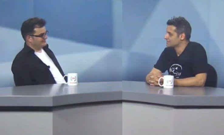 Mert Yücel ve Göknil Gökmen Medyascope TV'de Ses Kaydı programına konuk olarak katıldı