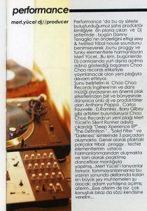 Mert Yücel - Logar Dergisi Nisan 2003 Sayısı Bölüm 1