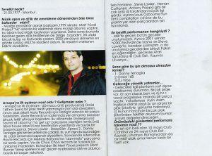 Mert Yücel - Logar Dergisi Nisan 2003 Sayısı Bölüm 2