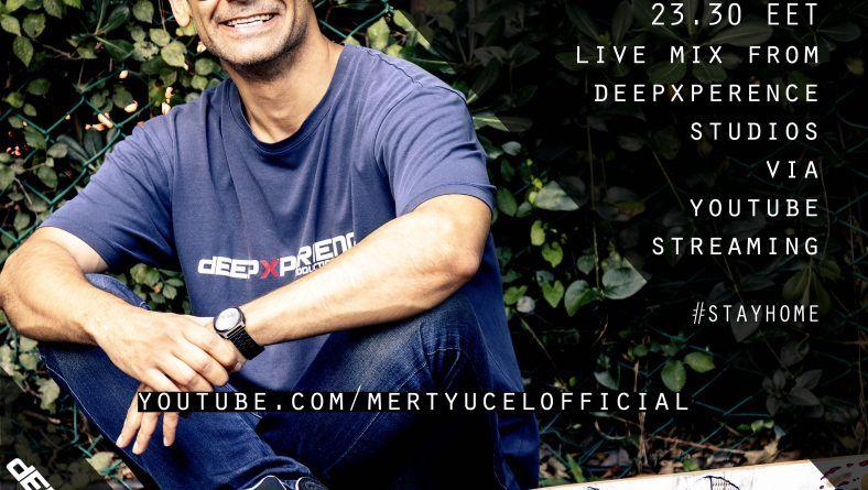 Mert Yücel her Cumartesi saat 23.00'da DeepXperience Studioları'ndan Youtube üzerinden canlı yayında