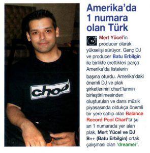 Mert Yücel - Tempo Dergisi 25.11.2004 sayısı
